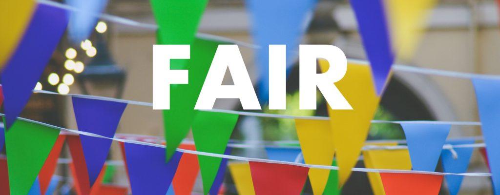 mini banner fair