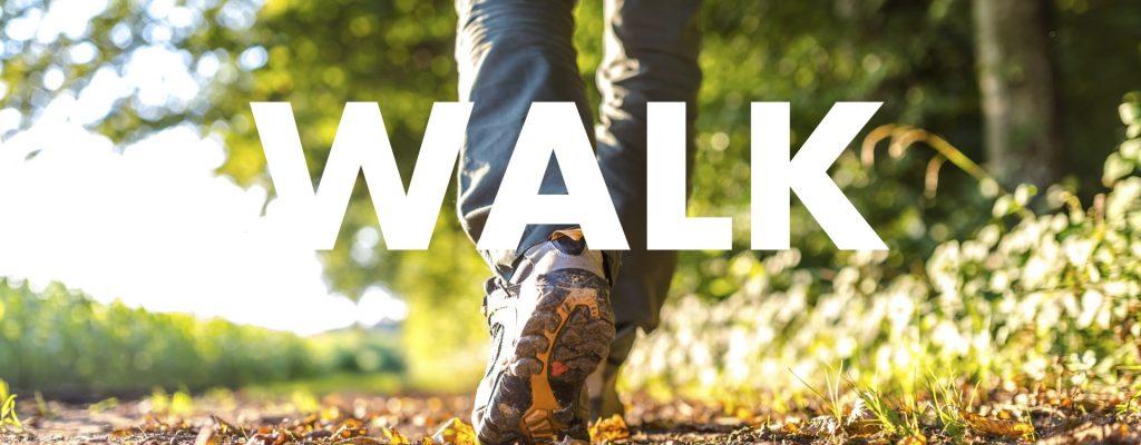 mini banner walk
